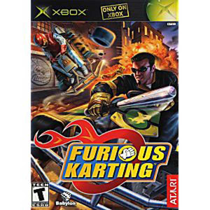 Furious Karting - Xbox Game