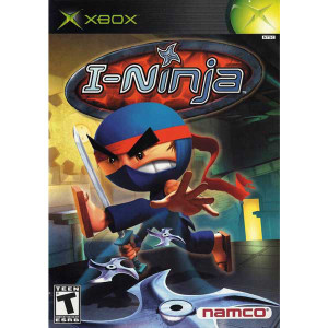 I-Ninja - Xbox Game