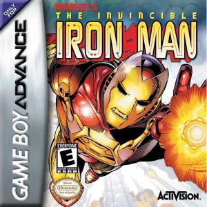 Invincible Iron Man - Game Boy Advance Game