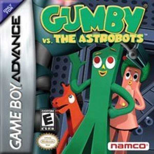 Gumby vs. The Astrobots - GBA Game