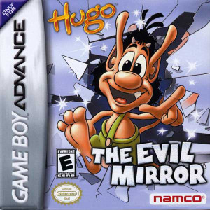 Hugo The Evil Mirror - Game Boy Advance Game