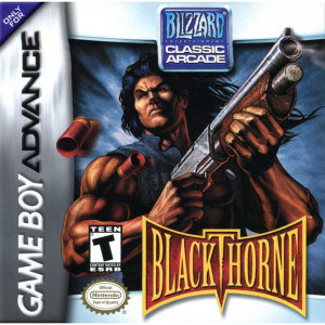 Blackthorne - Game Boy Advance Game