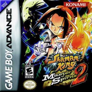 Shaman King Master of Spirits 2 - Game Boy Advance Game