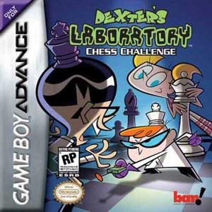 Dexter's Laboratory Chess  Challenge - Game Boy Advance Game