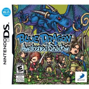 Blue Dragon Awakened Shadow - DS Game