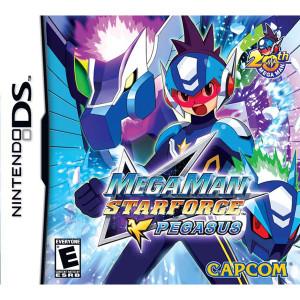 Mega Man Star Force Pegasus - DS Game