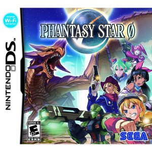 Phantasy Star 0 - DS Game