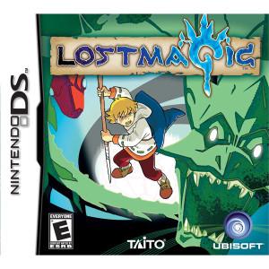 Lost Magic - DS Game