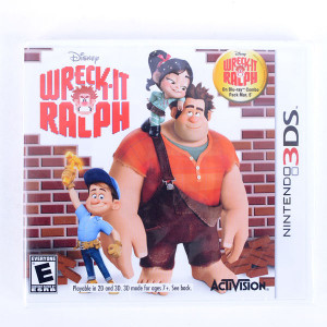 Wreck It Ralph - 3DS Game