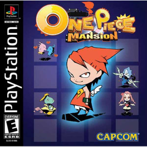 One Piece Mansion - PS1 Game