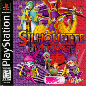 Silhouette Mirage - PS1 Game