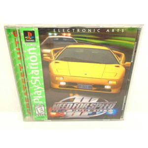 Complete Need for Speed III Hot Pursuit Greatest Hits - PS1 Game