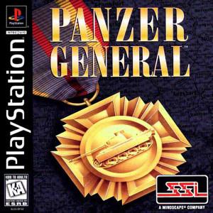 Panzer General - PS1 Game