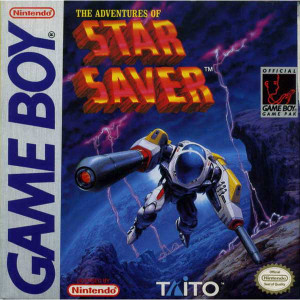 The Adventures of Star Saver - Game Boy Game