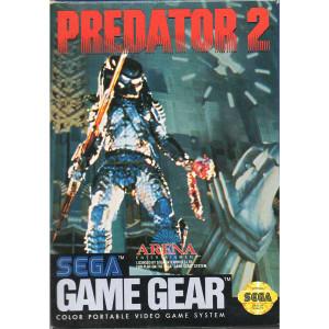 Predator 2 - Game Gear Game