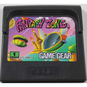 Fantasy Zone - Game Gear Game