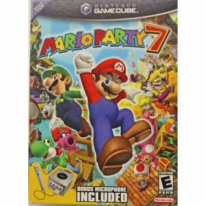 Complete Mario Party 7 Bundle - GameCube Game