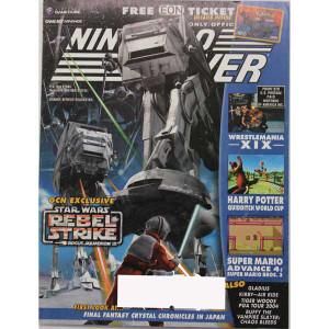 Nintendo Power - Issue #173 Cover Shot