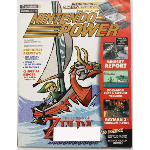 Nintendo Power - Issue #165