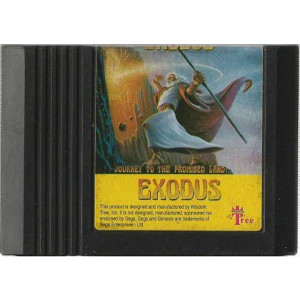 Exodus Journey to the Promised Land  - Genesis Game