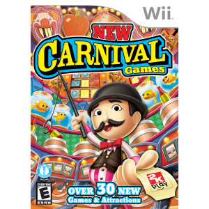 New Carnival Games - Wii Game