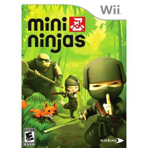 Mini Ninjas - Wii Game