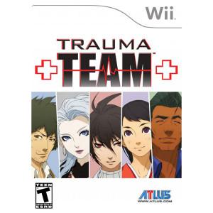 Trauma Team - Wii Game
