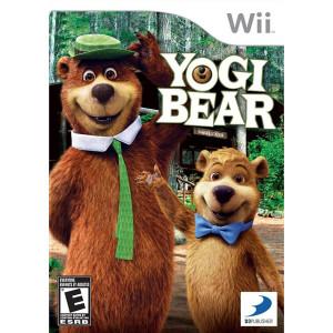 Yogi Bear - Wii Game