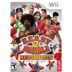 Ready 2 Rumble Revolution - Wii Game