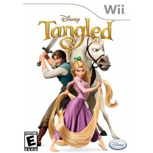 Disney Tangled - Wii Game