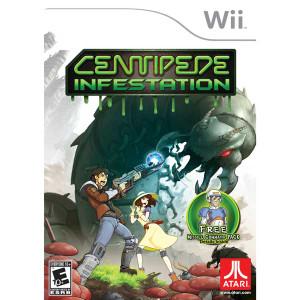 Centipede Infestation - Wii Game