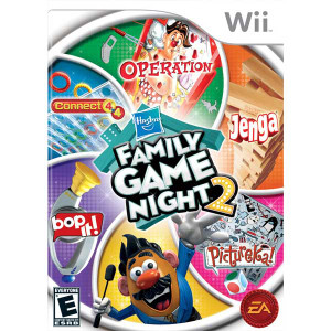 Family Game Night 2 - Wii Game