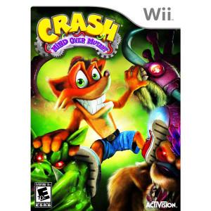Crash Mind Over Mutant - Wii Game