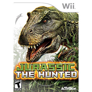 Jurassic The Hunted - Wii Game