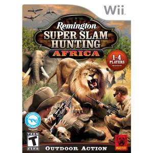 Remington Super Slam Hunting Africa - Wii Game