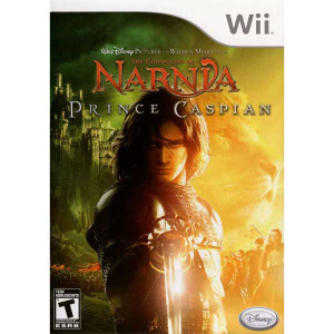 The Chronicles of Narnia Prince Caspian - Wii  Game