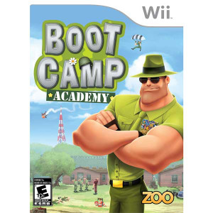 Boot Camp Academy - Wii Game