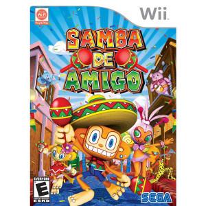 Samba De Amigo - Wii Game