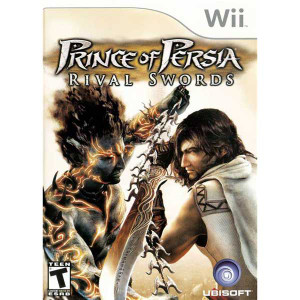 Prince of Persia Rival Swords - Wii Game