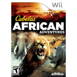 Cabela's African Adventures - Wii Game