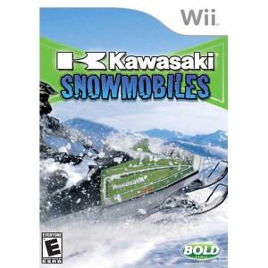 Kawasaki Snowmobiles - Wii Game