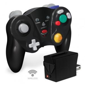 FreePad Wireless Controller Black - GameCube