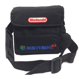 Original Nintendo 64 Accessory Bag N64