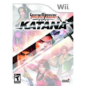 Samurai Warriors Katana - Wii Game