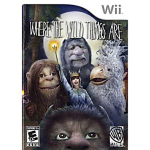Where the Wild Things Are - Wii Game