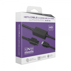 HDTV Cable For Gamecube, N64, SNES