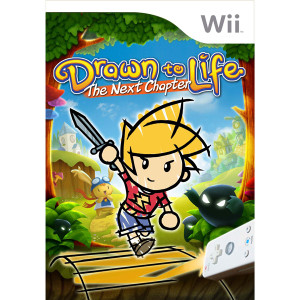 Drawn to Life The Next Chapter - Wii Game