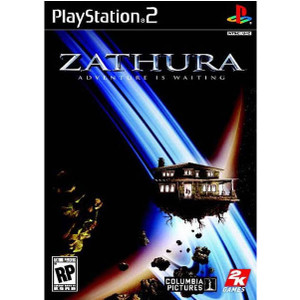 Zathura - PS2 Game