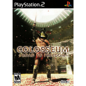 Colosseum Road to Freedom - PS2 Game