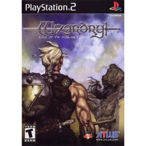Wizardry Tale of the Forsaken Land - PS2 Game